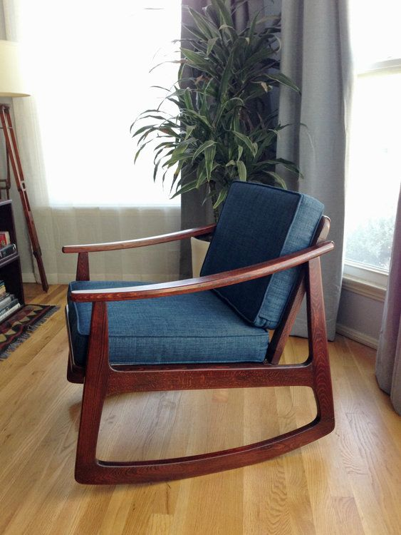 Mid Century Rocking Chair Pictures Gallery