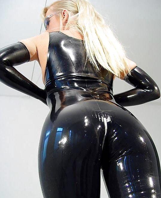 latex ass