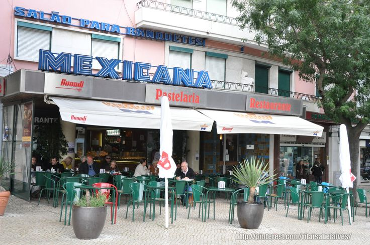 Mexicana - Av. Guerra Junqueiro