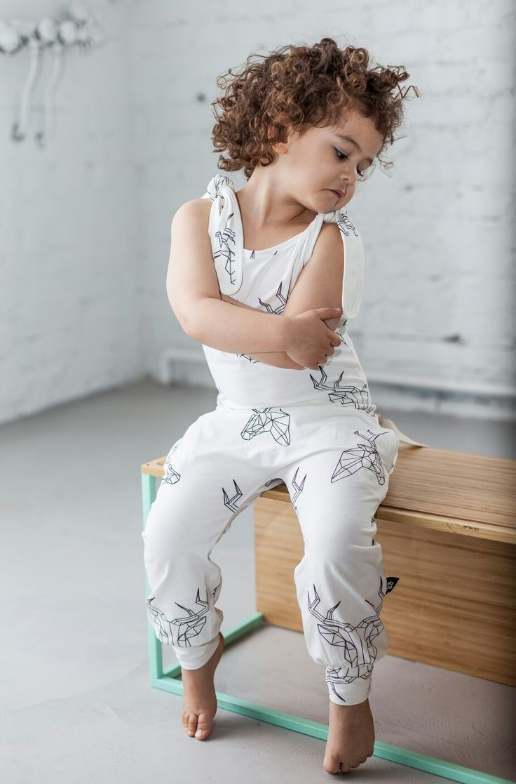 Miomao jumpsuit is lovely to wear and looks so cute! Urban kid's style from Scandinavian markets.
