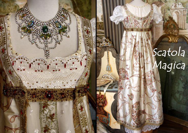 Costume stile Impero, by Scatola Magica