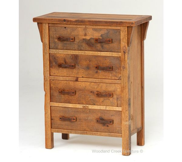 Barnwood Chests & Dressers