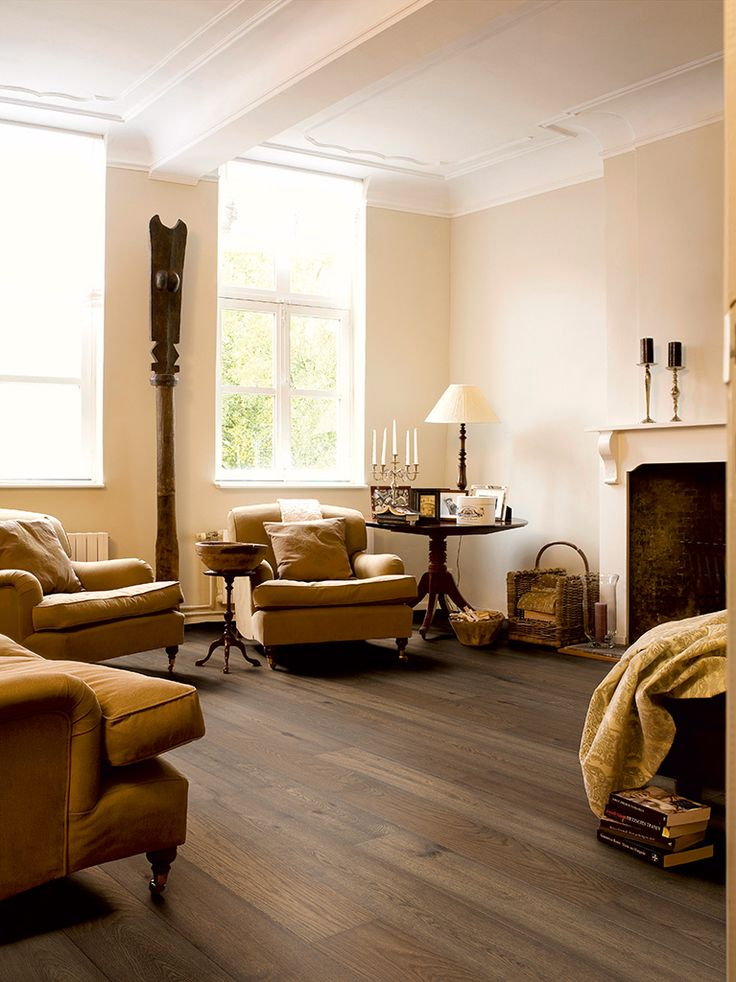 Quick Step Palazzo Cottage Oak Matt Planks PAL1347 Parquet Flooring New Living RoomLaminate