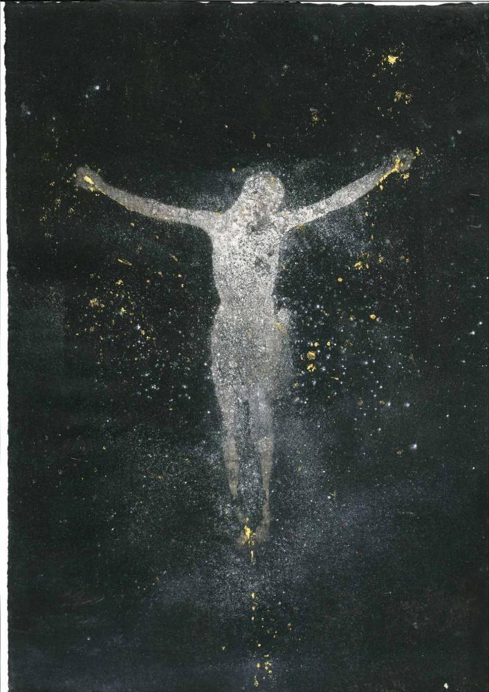 """dramoor: """"Él es antes de todas las cosas, y por él todas las cosas subsisten."""" ~ Colosenses 1:17 (arte de Nikola Samori)"""