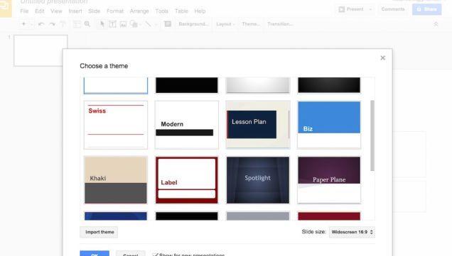 Five Best Online Presentation Creation Tools