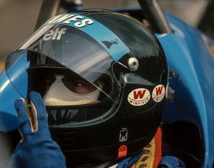 Jacques Laffite (Belgium 1982) by F1-history on DeviantArt