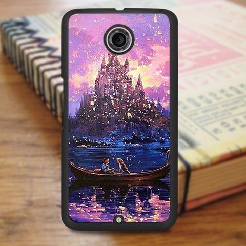 Tangled Lanterns Rapunzel Princess Nexus 6 Case