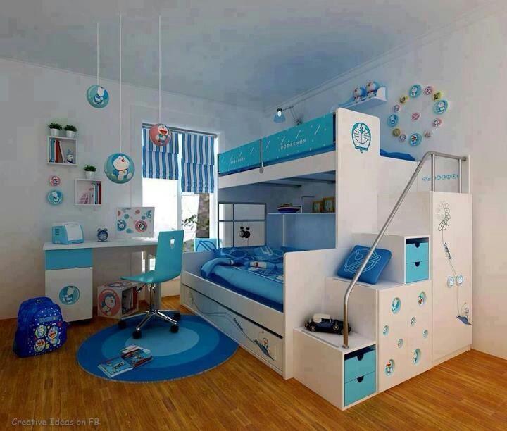 blue & white~