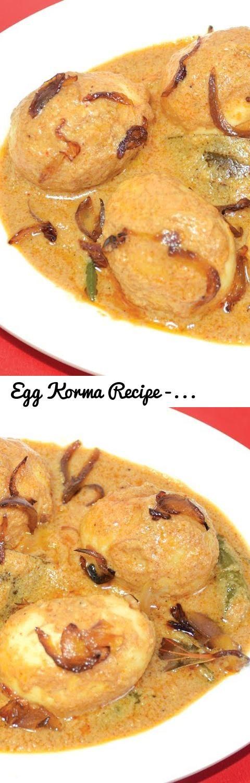 Egg Korma Recipe - Most Popular Egg Curry Recipe - Dimer Korma - Bengali Non Veg Recipes... Tags: Egg Korma Recipe, Dimer Korma, How to make egg korma at home, Restaurant style egg korma, Egg korma recipe video, Egg curry recipe, Egg Korma, Best Egg Recipes, Bengali Egg Recipes, Dimer Recipes, Bengali Non Veg Recipes, Bengali Recipes, Egg Kurma, Ande ka korma, Anda Recipes, Bangladeshi Recipes, Bengali Ranna, Recipe in Bengali, BD Recipes, Recipe in Bangla, Bengali Food, Bengali Cuisine, Egg…
