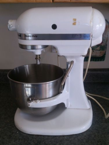 Kitchenaid Professional Heavy Duty Stand Mixer kitchenaid stand mixer heavy duty k5ss 325 watts | gadgets