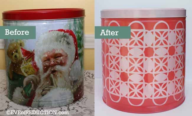 40 Best Cookie Tin Upcycled Images On Pinterest Cookie