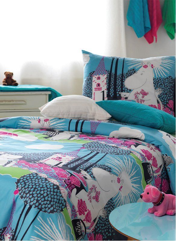 Moomins Bedding - Random/ Used to LOVE the Moomins!!