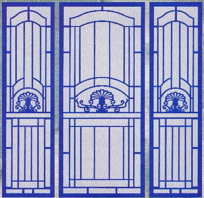 security screen doors   PHOTO GALLERY OF SECURITY DOORS INSTALLED IN THE HOMES OF MELBOURNE  sc 1 st  Pinterest & 66 best Security screen doors images on Pinterest   Home ideas My ...