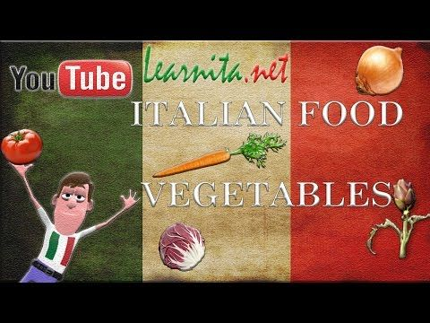 Italian lesson - Names of kitchen objects in italian - YouTube