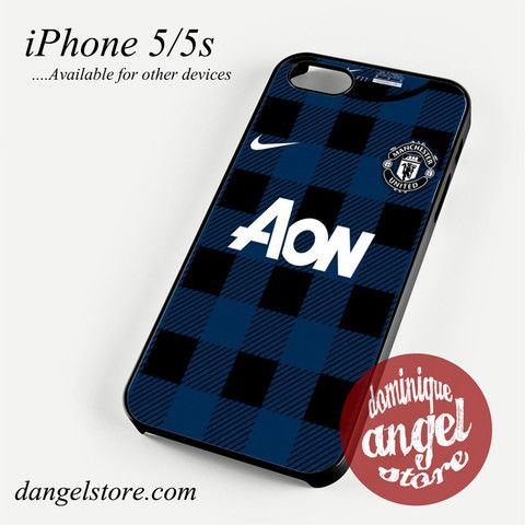 manchester united jersey 3 Phone case for iPhone 4/4s/5/5c/5s/6/6s/6 plus