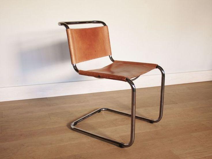 chaise breuer b33 am nagement int rieur vintage et bauhaus. Black Bedroom Furniture Sets. Home Design Ideas