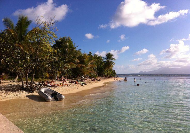 Îlet du #Gosier. #Guadeloupe #Antilles #France