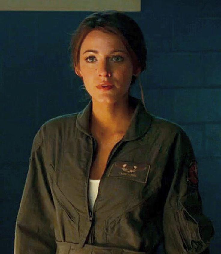 Blake Lively as Carol Ferris in Green Lantern (2011)                                                                                                                                                                                 More