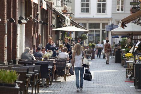 Den Bosch - the Netherlands ...Korte putstraat...best place for dining & wining