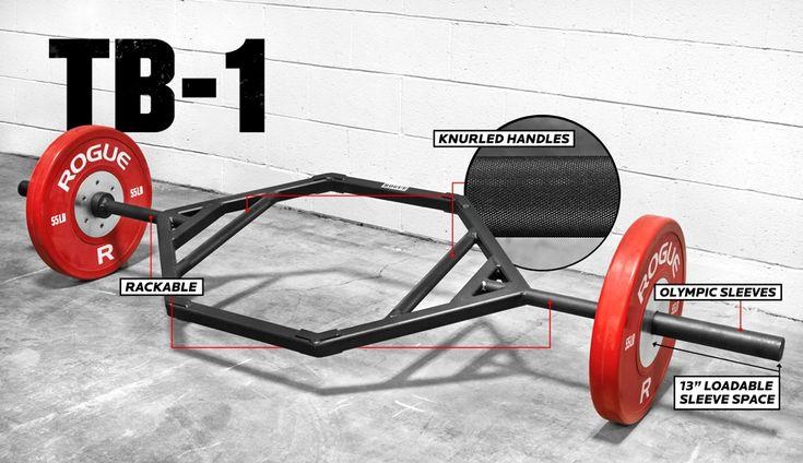 TB-1 Rogue Trap Bar - Deadlifts - Weight Training