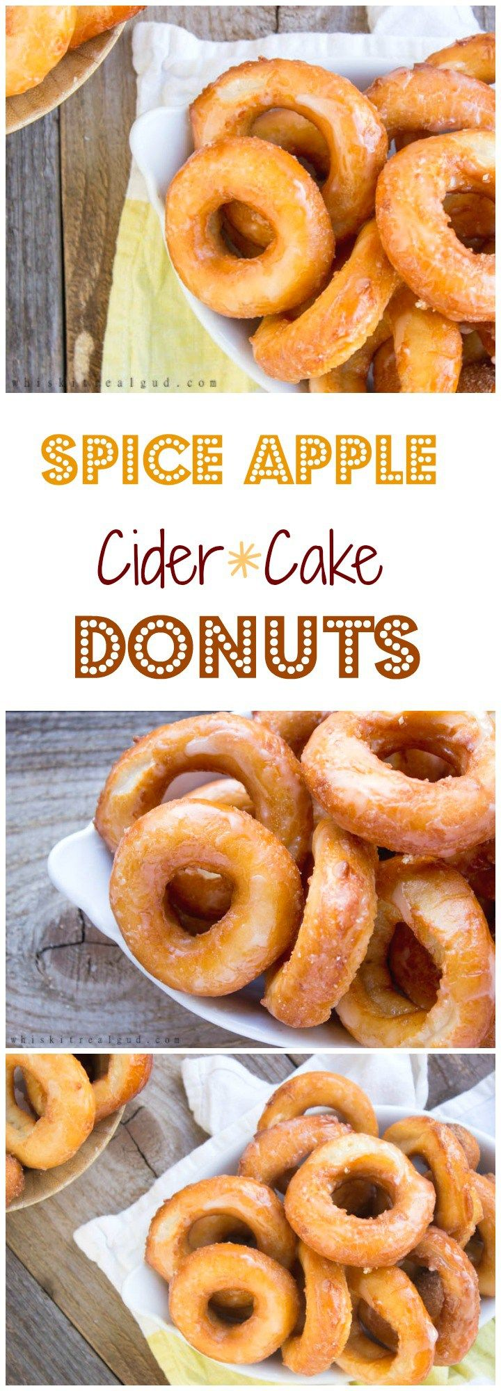 I absolutely adore donuts. I will take donuts over cake, cookies or any other snack any day. Donuts are my favorite. For the past couple of months I've been craving donuts like crazy. I have …