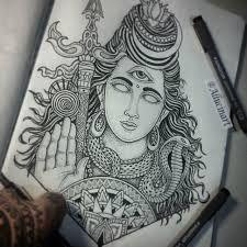 Resultado de imagem para shiva tattoo