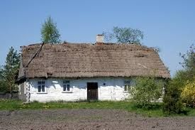 Znalezione obrazy dla zapytania chaty wiejskie