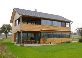17 Best images about Holzfassade on Pinterest | The modern, Haus ...