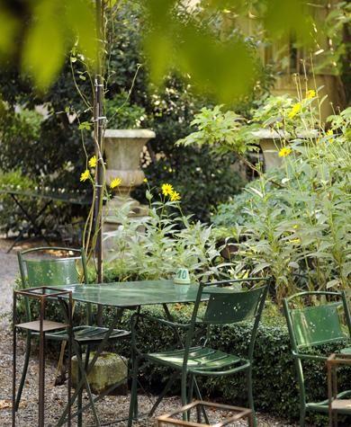 Restaurant Le Jardin du quai | Vaucluse, Ventoux, Lubéron