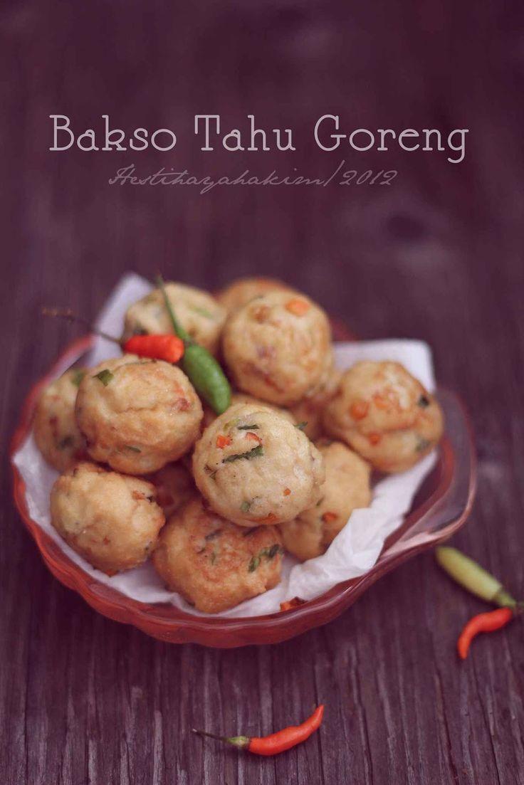 HESTI'S KITCHEN yummy for your tummy Bakso Tahu Goreng