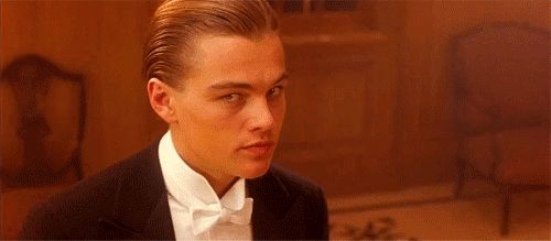 Pin for Later: 45 Titanic Moments So Magical Your Heart Can't Even Go On When Jack Does a Double Take of Rose