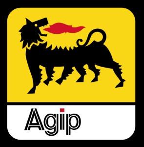 Agip logo by Bob Noorda