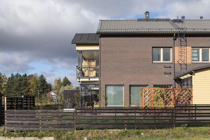 Tiklitie, Oulu. Raimo Ahonen 2014