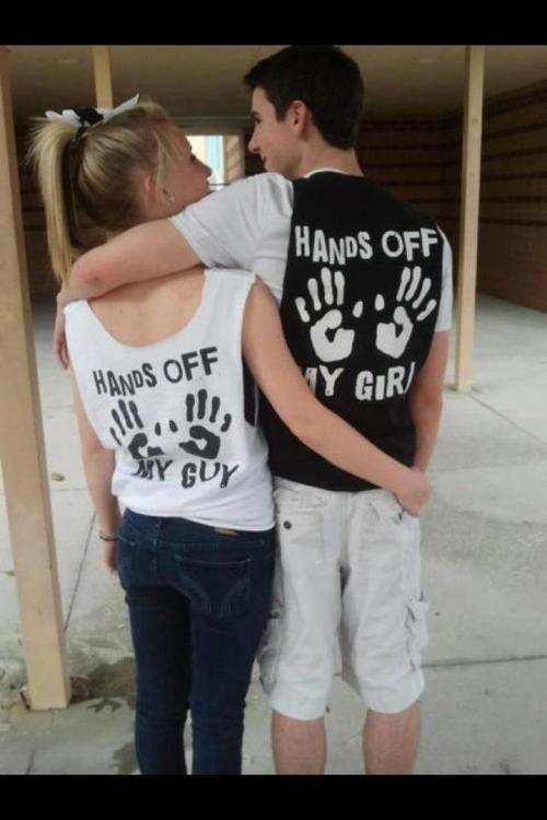 Cute, his/hers, couples sweatshirts