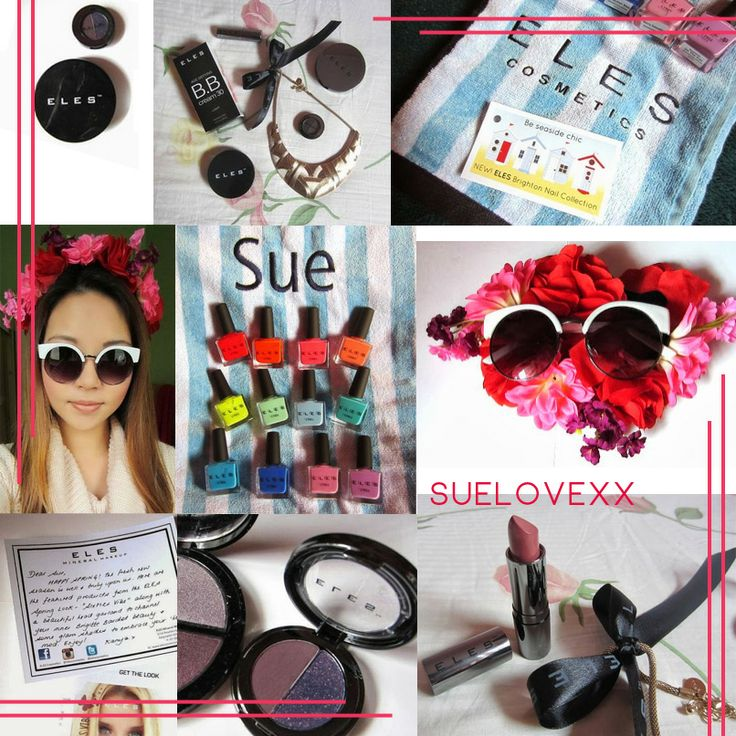 Hi @suelovexx! We stumbled upon your bloglovin' wall and we got thrilled seeing lotsa ELES reviews! ♥ much love,ELES