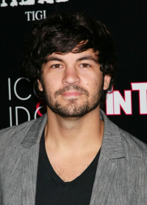 """Jordan Masterson at the Touch Weekly's annual """"Icons & Idols"""" celebration in 2010..."""