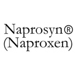Naprosyn, Anaprox, Anaprox DS (Naproxen)