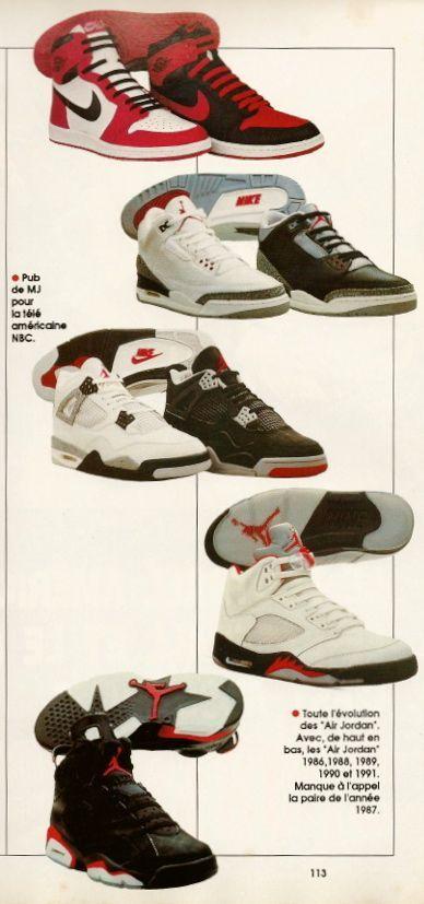 Jordans. Those alpha id's tho o.O