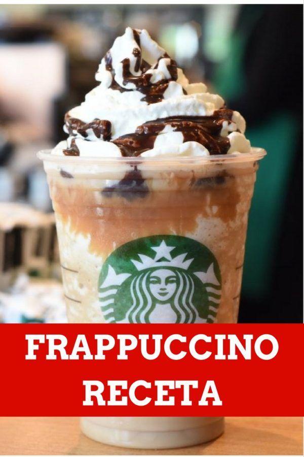 frappuccino receta