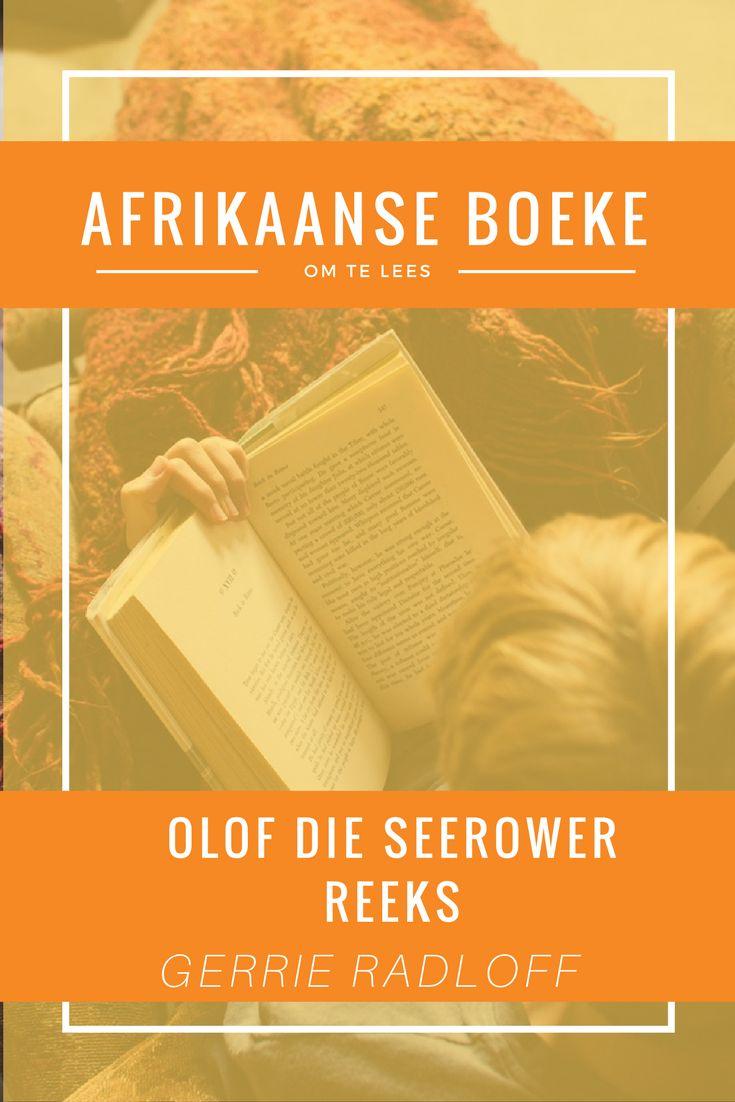 'n Reeks met swaardgevegte, avontuur en romanse wat al menigte trae seunslesers aan die lees gekry het.