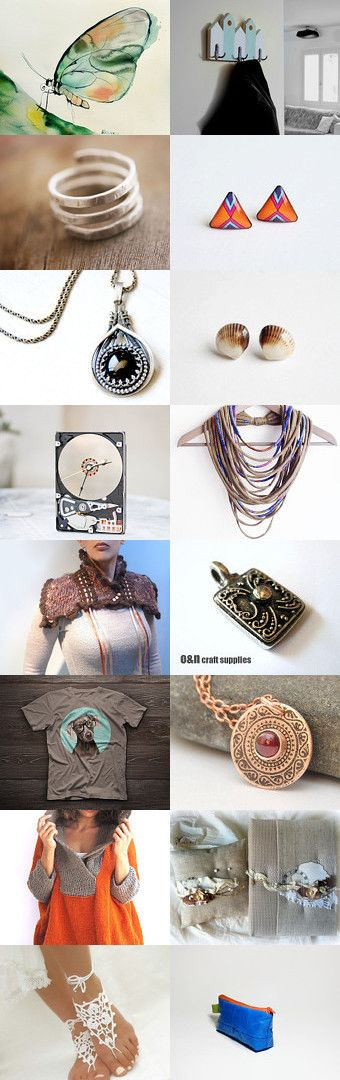 Just you! by Bibe Jewelry on Etsy--Pinned with TreasuryPin.com