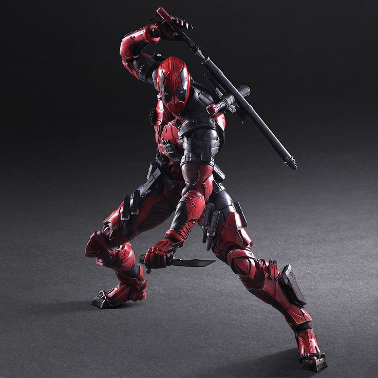 Deadpool Action Figure Comics Series Art's 10 Inches //Price: $45.99 & FREE Shipping //     #ageofultron