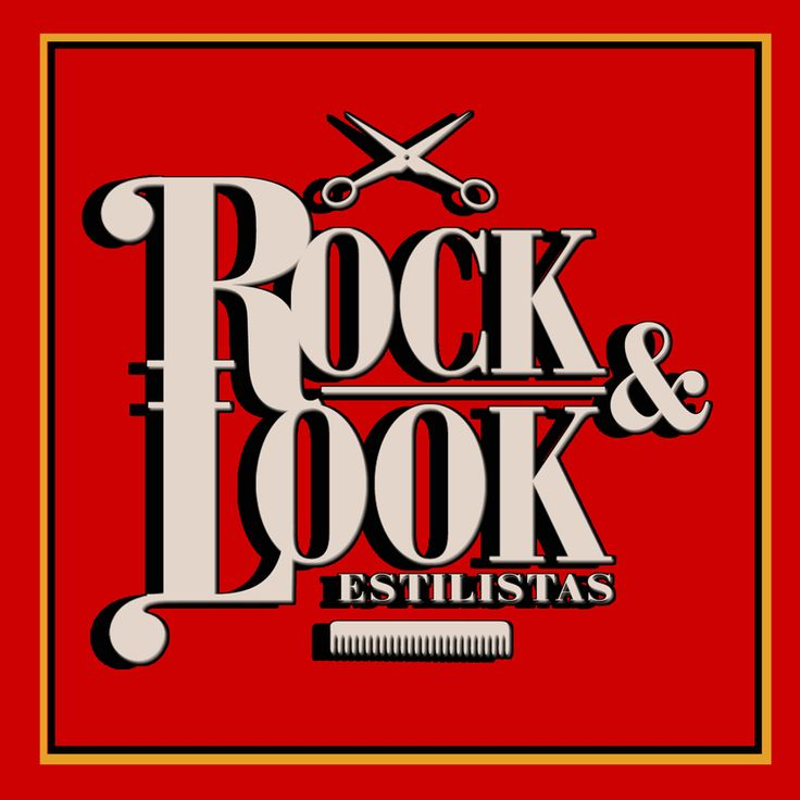 ROCK & LOOK ESTILISTAS . OH YEAH!!!!
