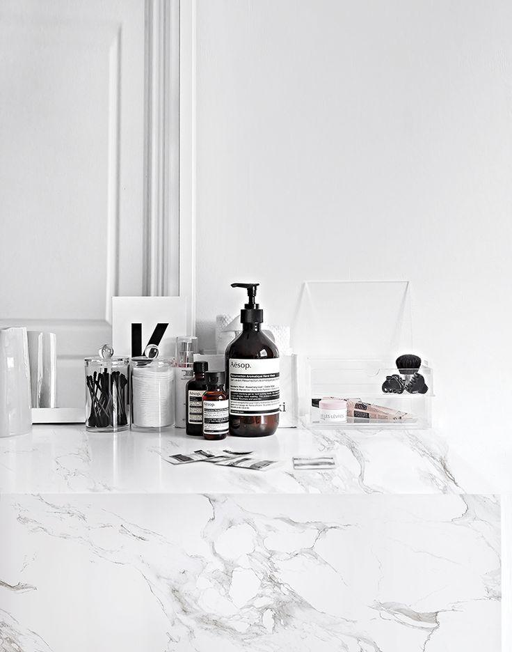 Only Deco Love: Bathroom Aesop Favorites