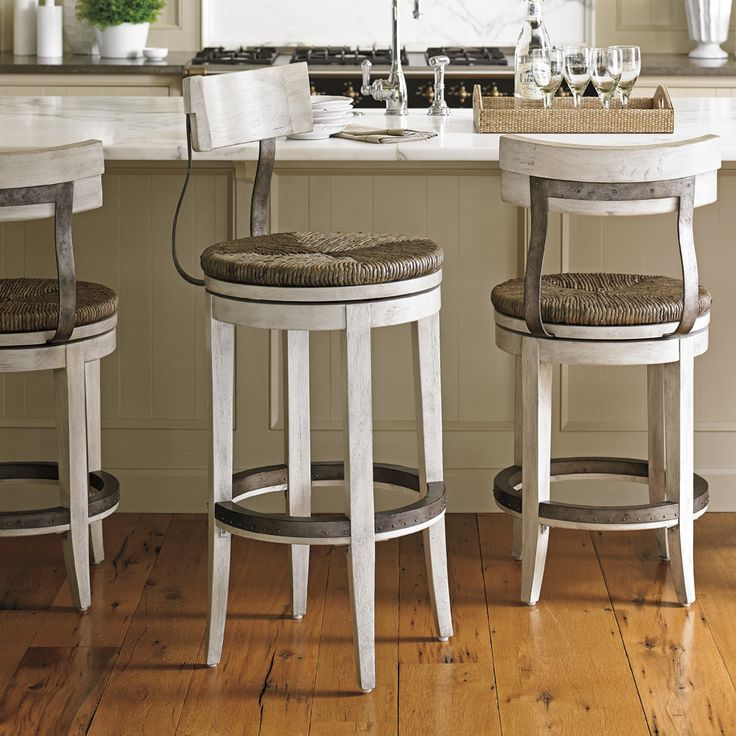 Bar Stools For White Kitchen: Best 25+ Swivel Bar Stools Ideas On Pinterest