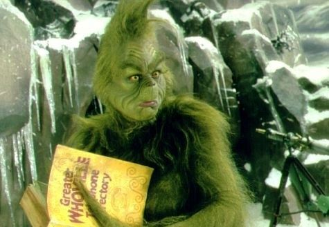 """"""" hate hate hate double loathe interlay"""" the grinch"""