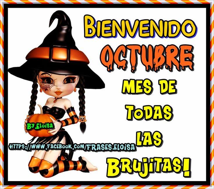 Resultado de imagen de bienvenido octubre