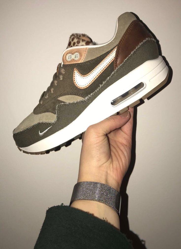My NikeLab Air Max 1 Bespoke