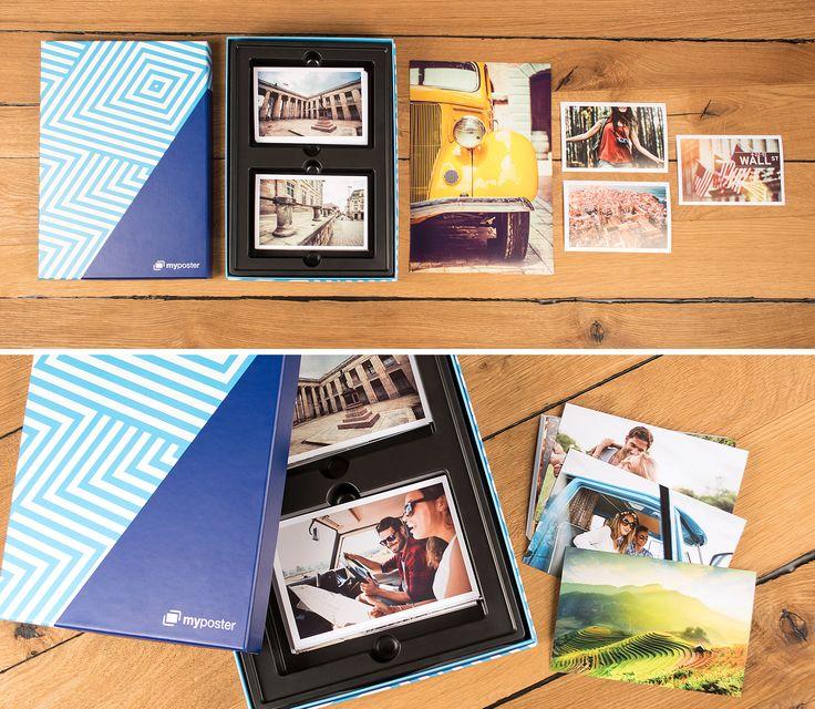 Die stilvolle Bilderbox MAX bietet Platz für bis zu 125 Fotoabzüge, inklusive fünf Premium Posterdrucke im Format 30 x 20 cm, die ganz easy im Konfigurator gestaltet werden können.  #fotobox #fotoabzüge #bilderbox #polaroidfotosbestellen #polaroidbox #fotosinbox #bilderboxerstellen #bilderboxbasteln #bilderboxretro #bilderboxdiy #mybilderbox