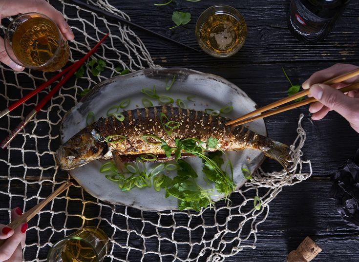 Japansk pubmat - les mer på vår hjemmeside!  #japanesefood #izakaya #fish #foodie #foodstyling #foodphotograpy @mats.dreyer